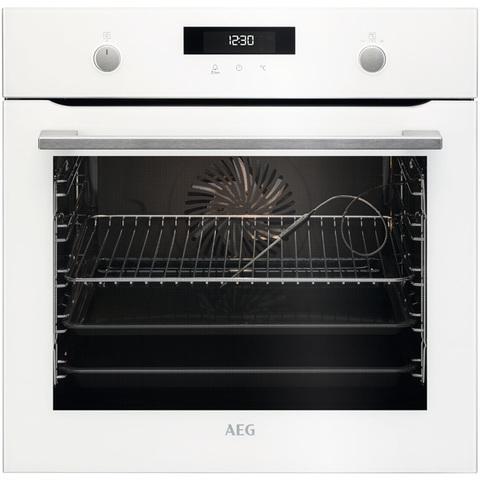 Электрический независимый  духовой шкаф AEG BCR546350W
