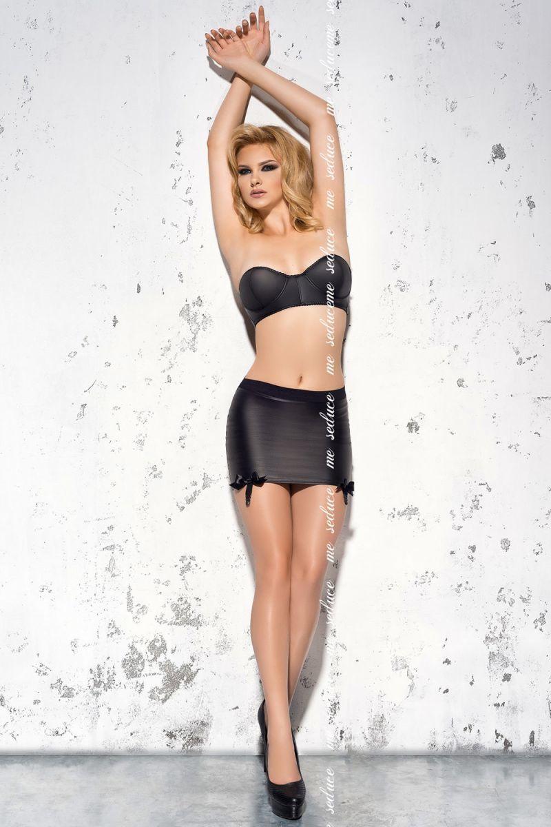 БОЛЬШИЕ размеры: Оригинальный комплект Tess: бра и юбка