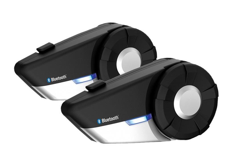 SENA Bluetooth гарнитура 20S dual двойной комплект