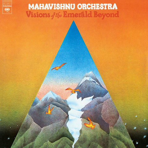 Mahavishnu Orchestra ‎/ Visions Of The Emerald Beyond (LP)