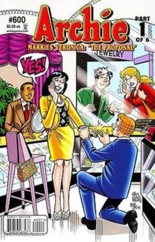 Archie №600