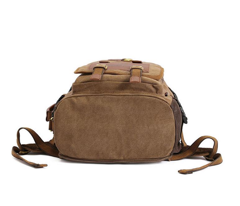 BAG367-2 Вместительный мужской рюкзак -трансформер из качественного текстиля фото 06