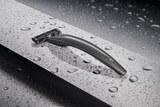 Бритва Bolin Webb R1, серый графит, Gillette Mach3 (BW R1 GRH)
