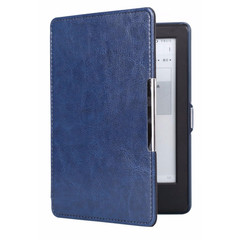 Чехол Hard Case Magnetic Cover для Amazon Kindle 8 Dark Blue Темно-синий