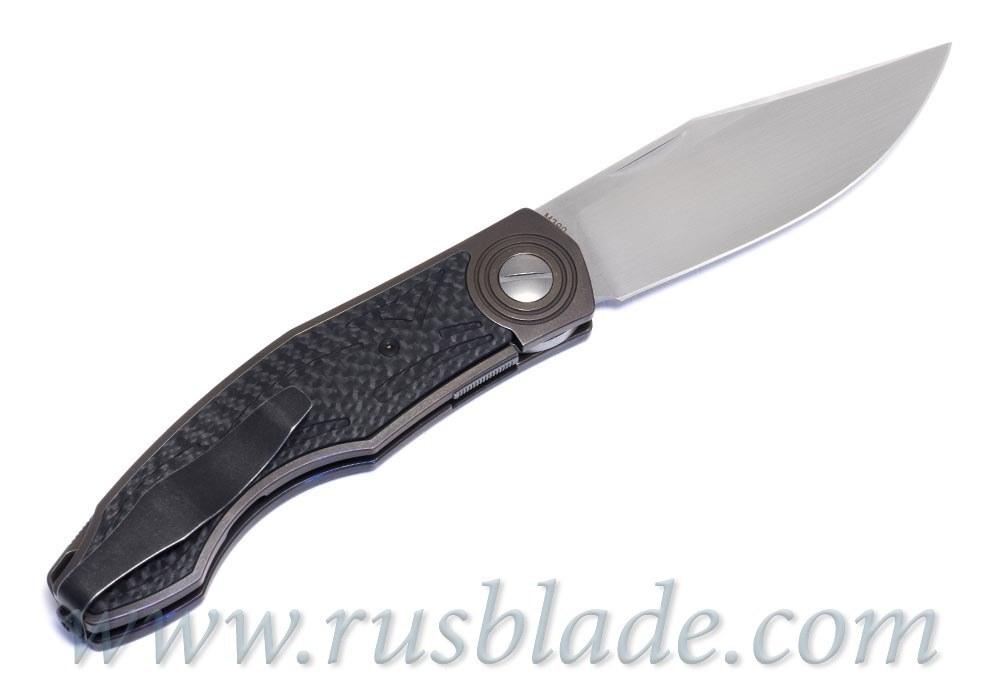 CKF Makosha (Lisichka, Veksha 2.0) knife