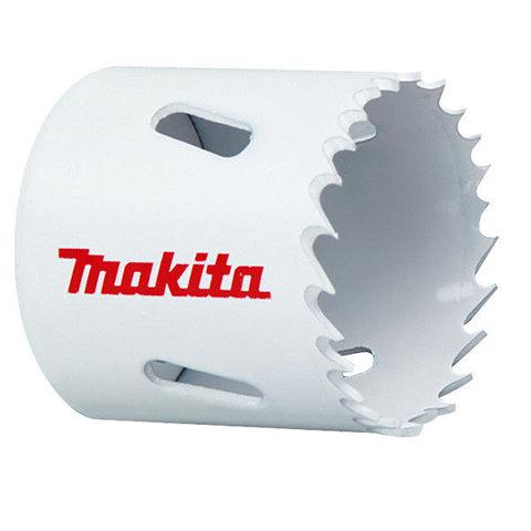 Биметаллическая полая коронка Makita 65 мм