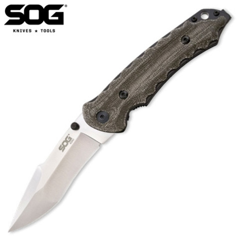 Нож SOG модель KU-1001 Kiku Folder