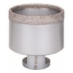 Алмазная коронка Bosch 60 мм сухое сверление для УШМ