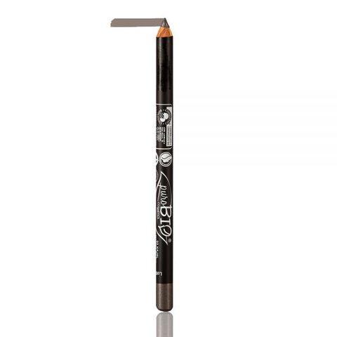 Карандаш для глаз PuroBio тон 03 темно-серый, 1,3 гр