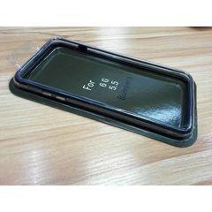 Бампер силиконовый для iPhone 6 Plus ЧЕРНЫЙ