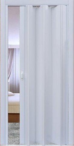 Дверь  Стиль, цвет белый глянец, глухая