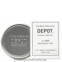 Depot The Male Tools & Co Moustache Wax - Воск для усов