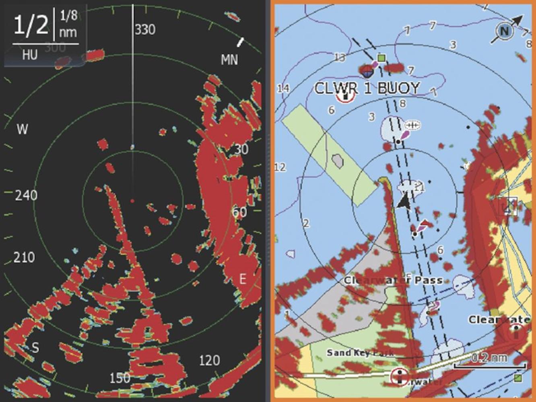 Lowrance 3G Broadband Radar