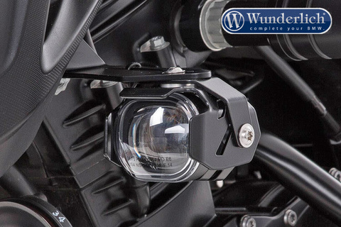"Wunderlich LED дополнительные фары ""MicroFlooter"" BMW F800R- черный"