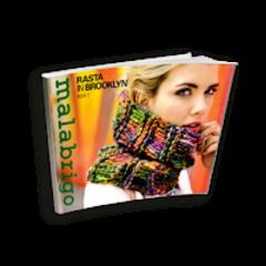 Журнал Book 7 Malabrigo