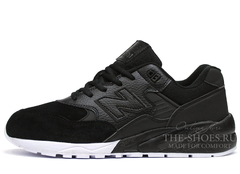 Кроссовки Мужские New Balance 580 Elite Edition Black White