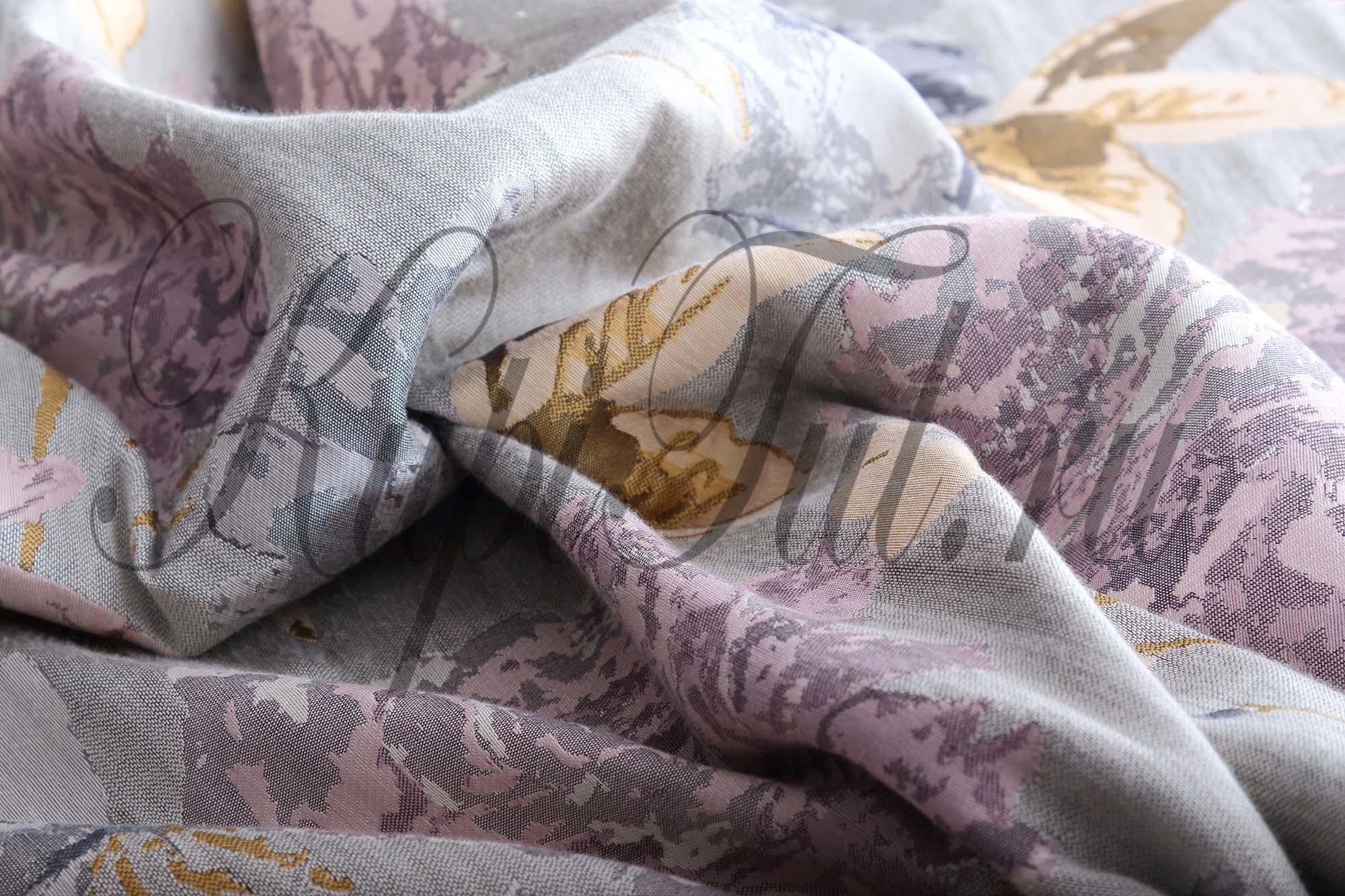 Готовая штора Belle (пыльная роза)
