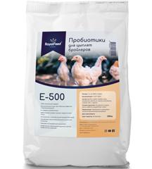 Пробиотики (кормовая добавка) для цыплят бройлеров Royal Feed E-500,0,5 кг