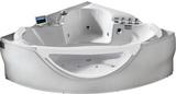 Гидромассажная ванна Gemy G9025 II K 155х155