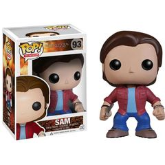 Supernatural Sam Pop! Vinyl Figure:
