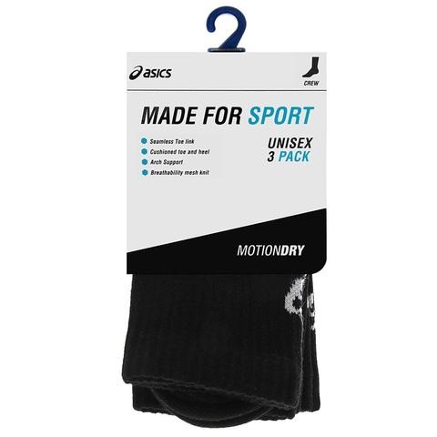 Беговые носки (упаковка 3PPK) Asics Crew Sock (0900-K)