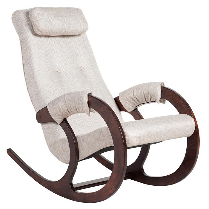 Деревянные Кресло-качалка Блюз Экоткань (Beige) bluz-kantri-1.jpg