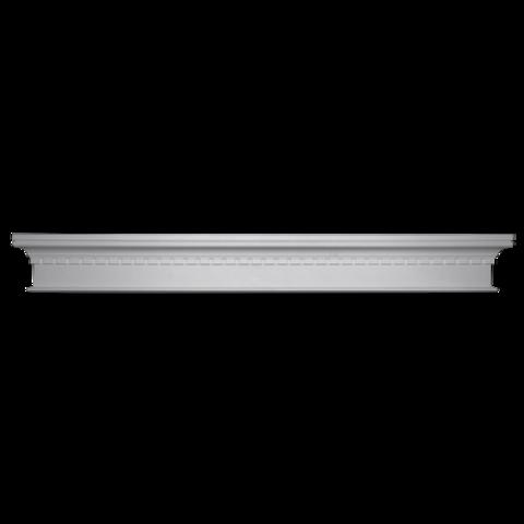 Сандрик (обрамление двер.проема) Европласт из полиуретана 1.63.002, интернет магазин Волео