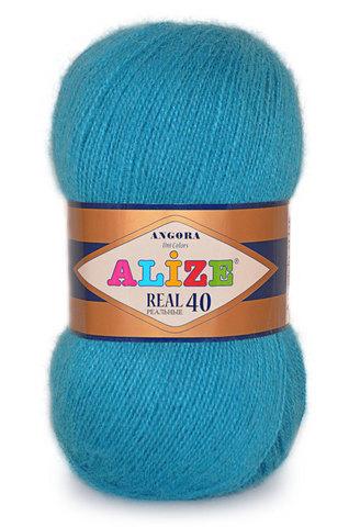 Купить Пряжа Alize Angora Real 40 | Интернет-магазин пряжи «Пряха»