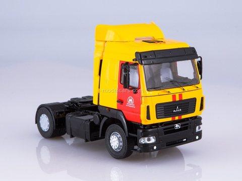 MAZ-5440 road tractor Mosmetro 1:43 Start Scale Models (SSM)