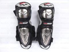 Наколенники PRO-Biker HX-P19, защита коленей, чёрный