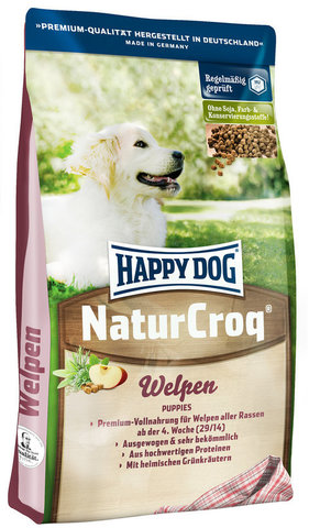 Happy Dog NaturCroq Welpen Puppies