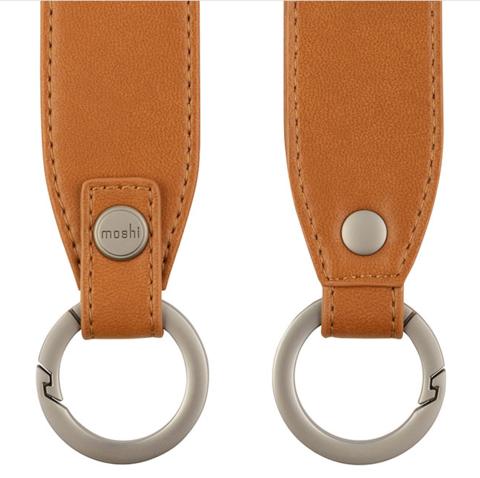Ремень для сумки Moshi Treya Shoulder Strap - Caramel Brown коричневый