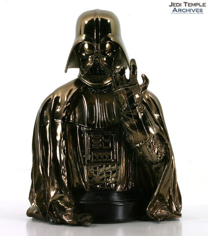 Gentle Giant - Star Wars - Darth Vader (Chrome) - Exclusive