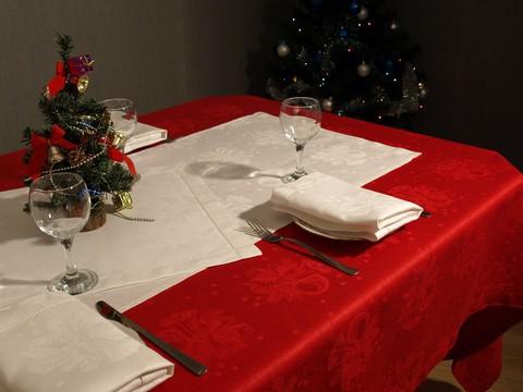 Комплект столовый Новогодний