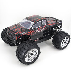 Монстр-трак HSP Nokler Truck Savagery 4WD TOP 94062TOP-86297 в масштабе 1:8