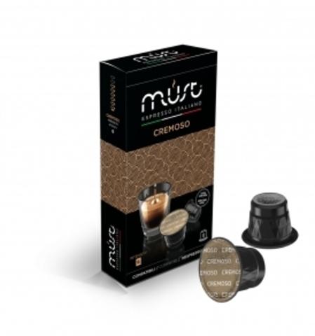 Must Cremoso (Кремосо) 10шт. Кофе в капсулах системы Nespresso
