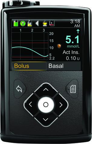 Помпа инсулиновая MiniMed 640G
