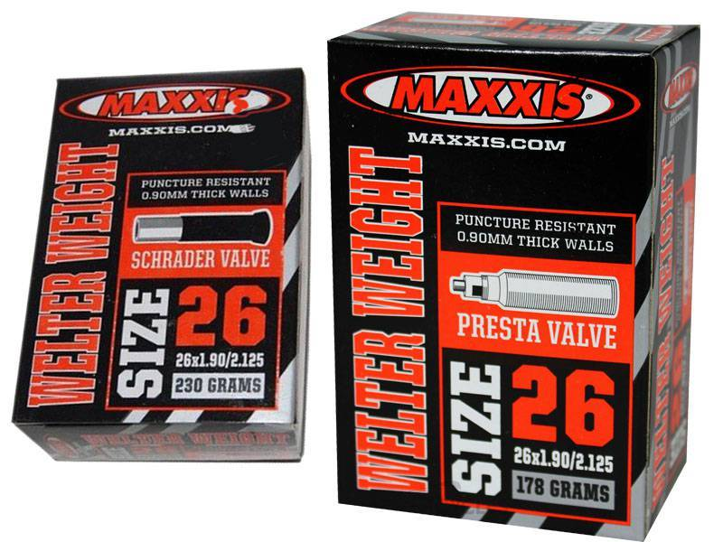 Камера Maxxis Welter Weight 26