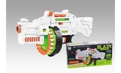 Автомат помповый с мягкими пулями на батарейках BlazeStorm (BS7019/7050)
