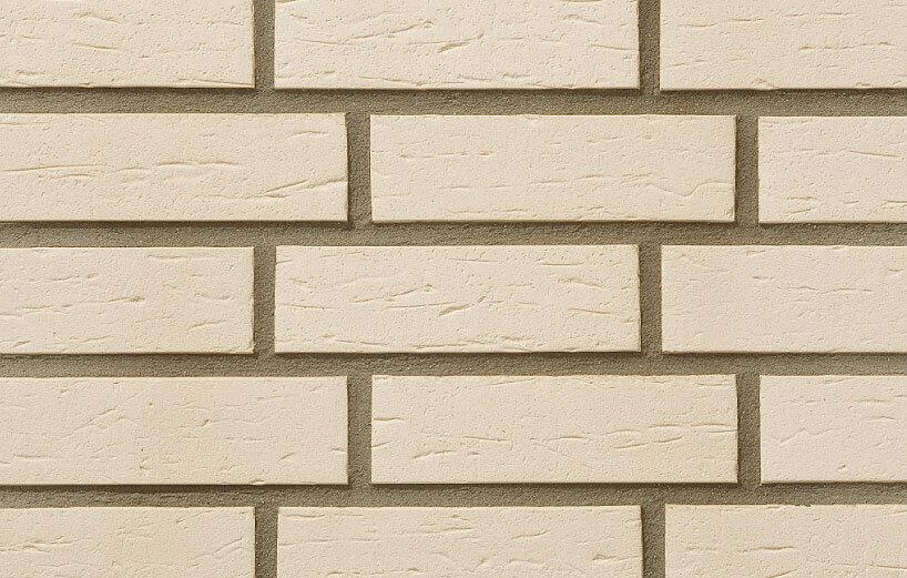 Stroeher - 410 groningen, Keraprotect, неглазурованная, поверхность под шагрень с посыпкой, 240x71x11 - Клинкерная плитка для фасада и внутренней отделки