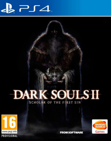 PS4 Dark Souls II: Scholar of The First Sin (русские субтитры)