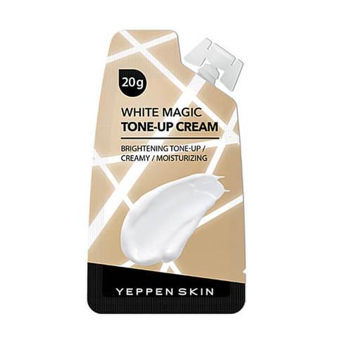 Yeppen Skin Осветляющий крем для выравнивания кожи лица White Magic Tone-UP Cream  15г