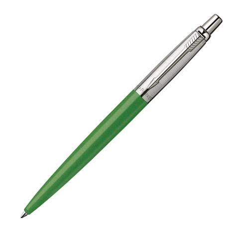 Шариковая ручка Parker Jotter, цвет -  зеленый