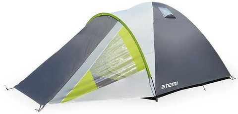 Палатка туристическая Аtemi ENISEY 4 CX, Ripstop