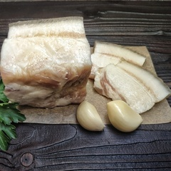 Сало соленое традиционное, кг