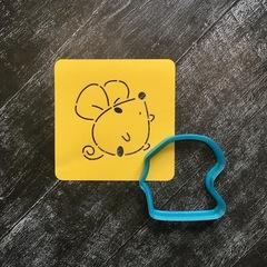 Мышка №45