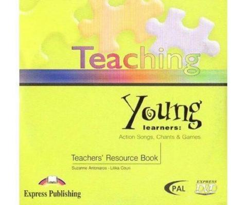 TEACHING YOUNG LEARNERS DVD PAL