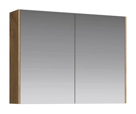 Зеркальный шкаф Mobi 80 дуб балтийский
