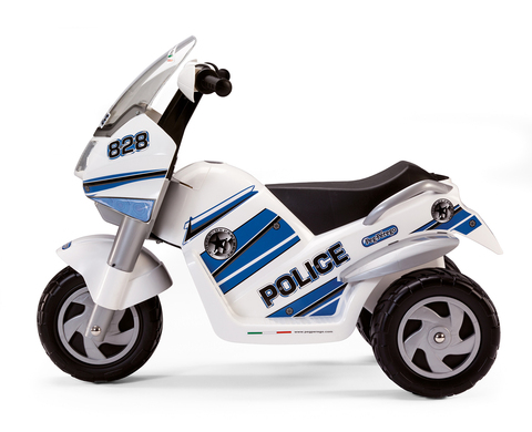 Детский трицикл Peg Perego Raider Police IGED0910