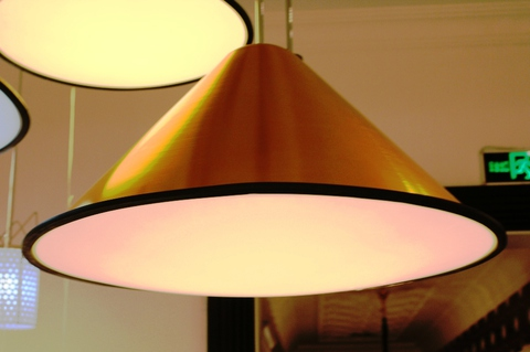 replica Cone pendant lamp